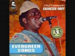 Ebenezer Obey - LANRE BADMUS